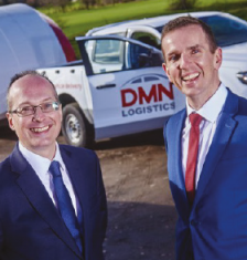 DMN Logistics Case Study